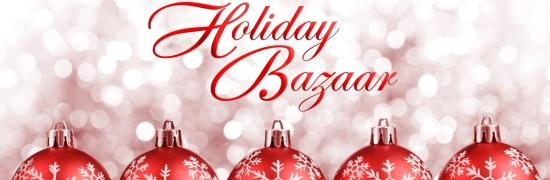 Holiday Bazaar Vendor Space